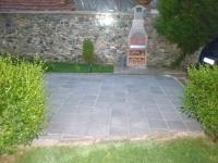 Къща за гости Златоград двор 4